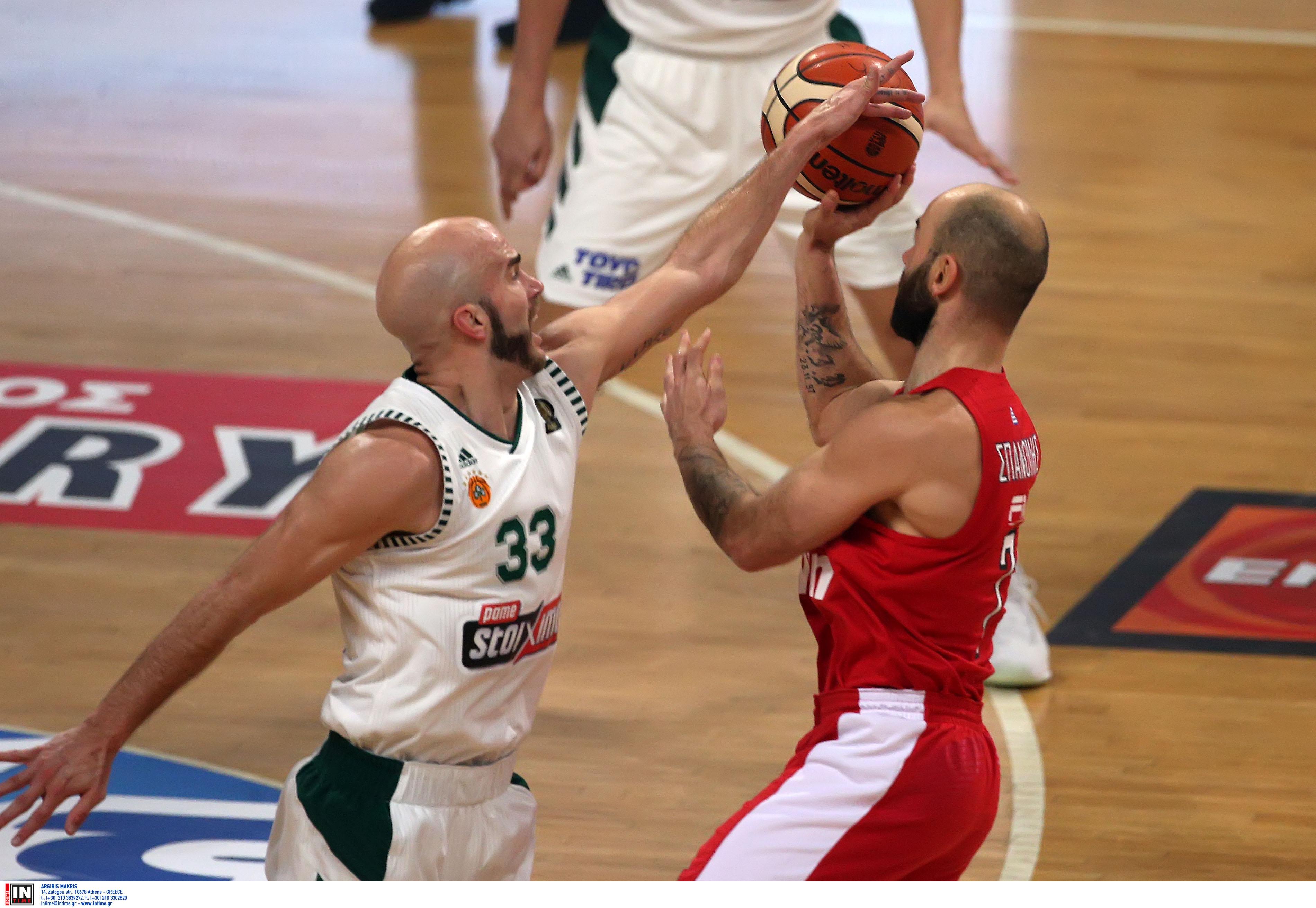 """Παναθηναϊκός – Ολυμπιακός: Η Euroleague μας βάζει σε… κλίμα ντέρμπι """"αιωνίων""""!"""
