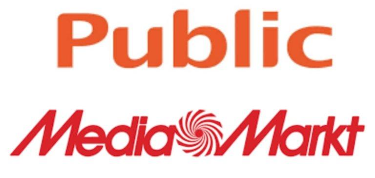 Public και MediaMarkt: Επίσημη πρεμιέρα