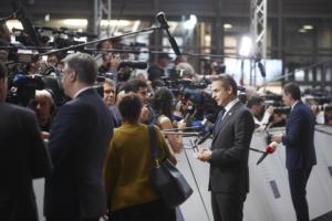 Σύνοδος Κορυφής: Αυτά βάζει ο Κυριάκος Μητσοτάκης στο… τραπέζι του δείπνου των ηγετών της ΕΕ