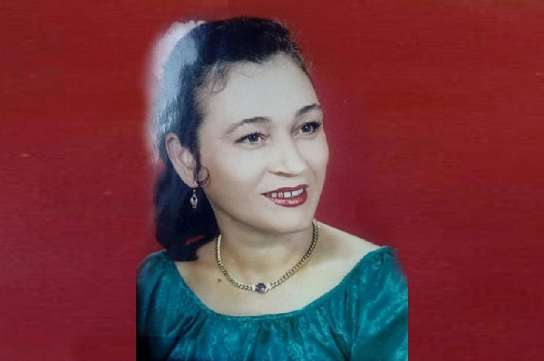 """Πέθανε η τραγουδίστρια Μαρίτσα Βαρβάτου - Πριν από λίγους μήνες """"έχασε"""" τον σύζυγο της"""
