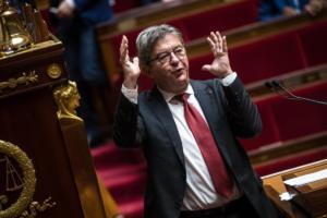 Γαλλία: Ποινή φυλάκισης με αναστολή στον ηγέτη της Αριστεράς, Ζαν Λικ Μελανσόν