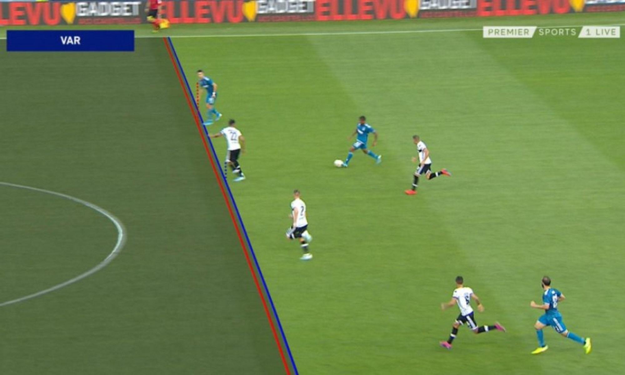 UEFA: Ο Τσέφεριν βγάζει… μεζούρα για το οφσάιντ! Ζητά περιθώριο εκατοστών