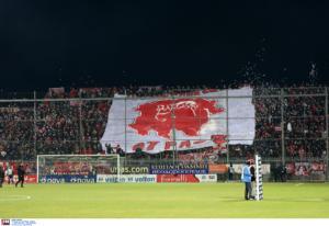 """Ολυμπιακός: Με τους οπαδούς τους στην Τρίπολη οι """"ερυθρόλευκοι""""!"""