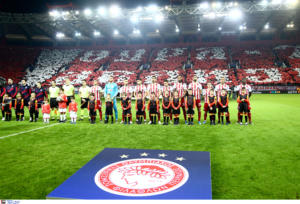 Ολυμπιακός: Κορυφαία ελληνική ομάδα στο Κύπελλο πρωταθλητριών – Champions League!