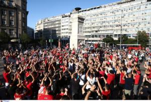 """Ολυμπιακός – Ερυθρός Αστέρας: Ακυρώθηκε η πορεία προς το """"Γ. Καραϊσκάκης"""""""
