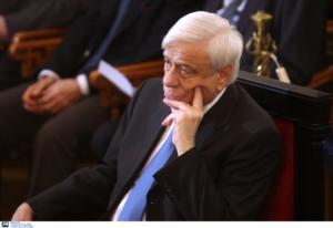 """Παυλόπουλος: Έδωσε συγχαρητήρια στον πατέρα Αντώνιο και την """"Κιβωτό του Κόσμου"""""""