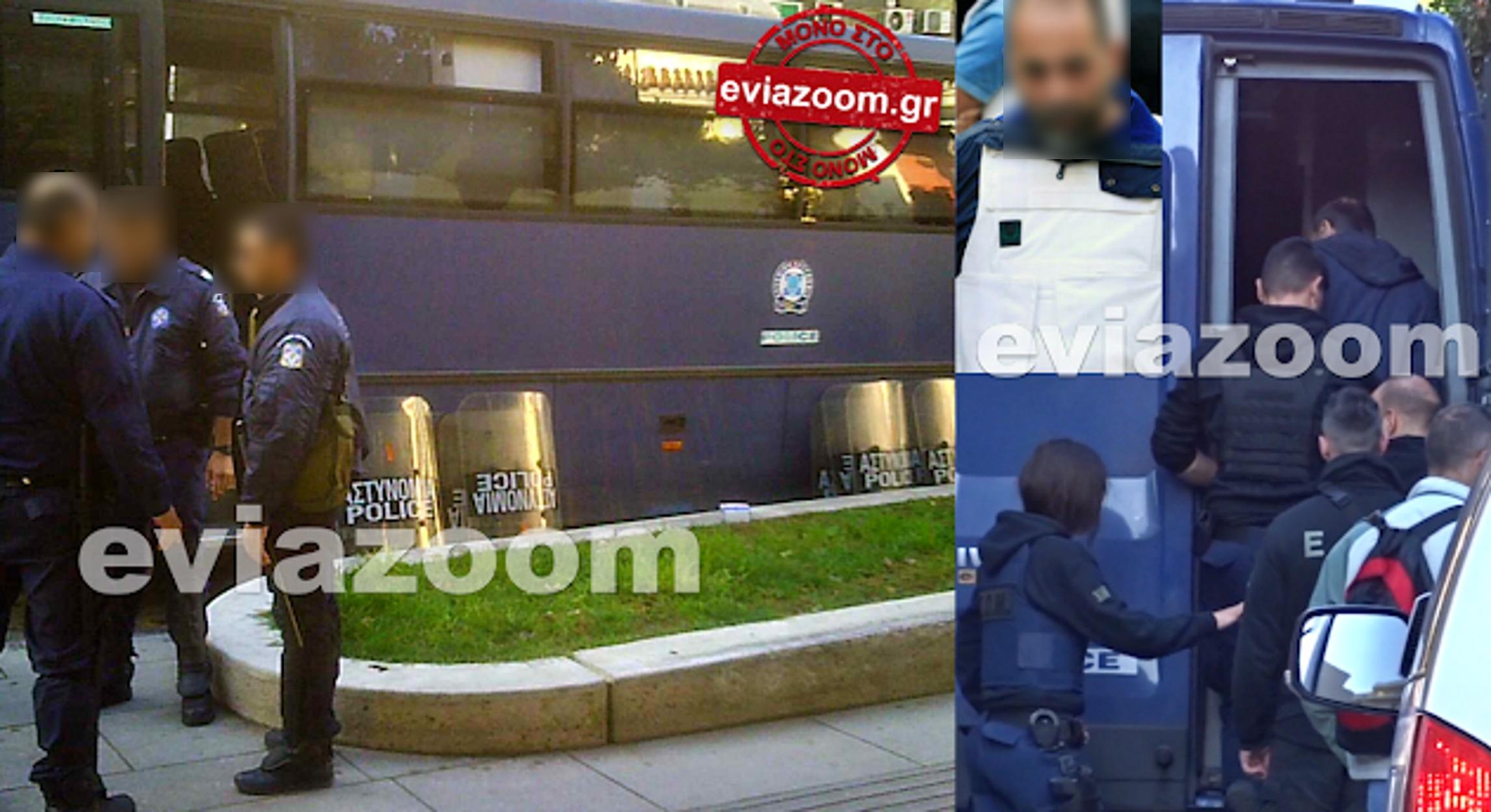 10 χρόνια κάθειρξη στον Σπύρο Χριστοδούλου για τη ληστεία τράπεζας στην Αιδηψό! [pics, video]