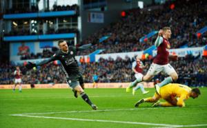 "Premier League: ""Τρένο"" η Λέστερ με ασταμάτητο Βάρντι! Προκαλεί… άγχος στη Λίβερπουλ (video)"