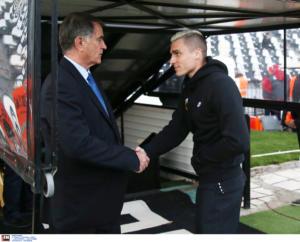Ο Μπάγεβιτς θέλει ξανά τον Βράνιες στην εθνική Βοσνίας!