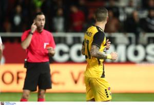"""ΑΕΚ: """"Καμπάνα"""" για Βράνιες! Τρεις αγωνιστικές εκτός ο Βόσνιος"""