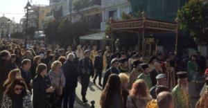 Ζάκυνθος: Έτσι τίμησαν τον πολιούχο Άγιο Διονύσιο! Οι εορταστικές εκδηλώσεις στο νησί [video]