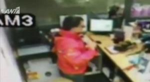 Άγιος Δημήτριος: Ληστής ζήτησε συγγνώμη πριν εξαφανιστεί! Video