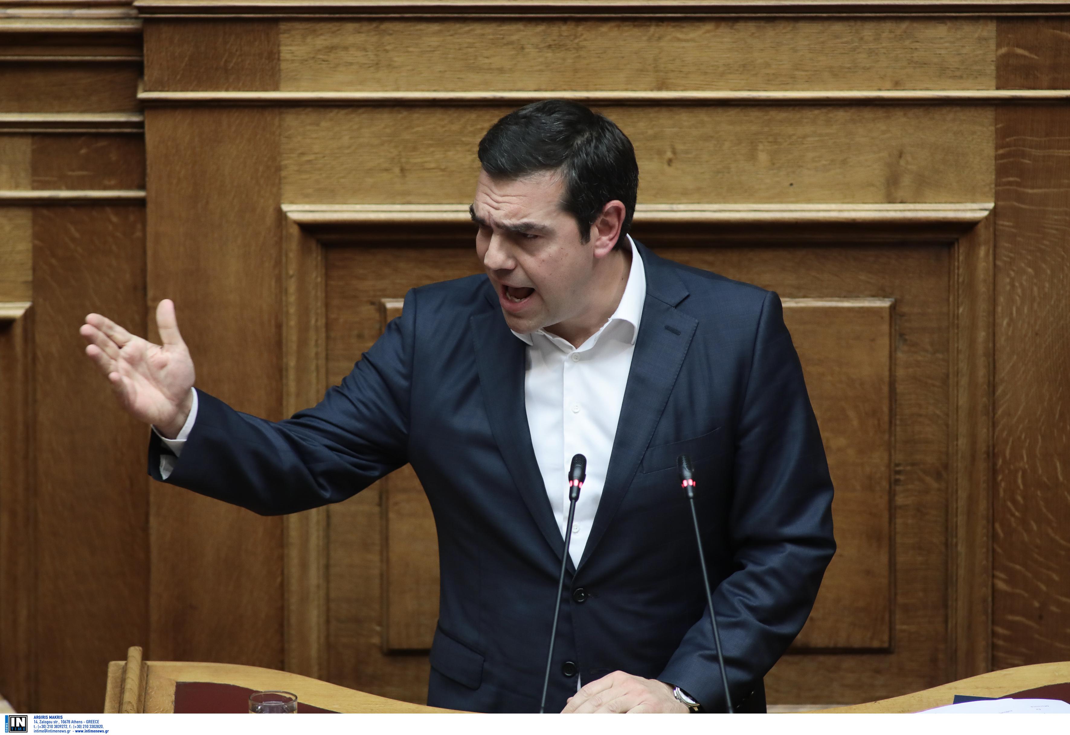 Φουλ ελληνοτουρκικά στην ομιλία Τσίπρα για την ψήφο των αποδήμων