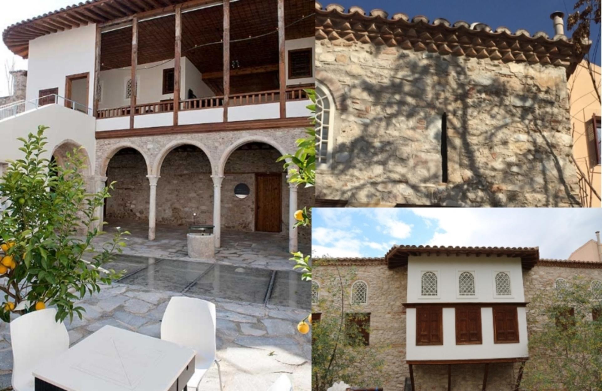 """Το πιο παλιό σπίτι της Αθήνας: Οι Μπενιζέλοι και η """"άγνωστη"""" Οσία Φιλοθέη"""
