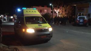 Χίος: Φωτιές, ξύλο και τραυματισμός αστυνομικού στα άγρια επεισόδια μεταξύ μεταναστών στη ΒΙΑΛ!