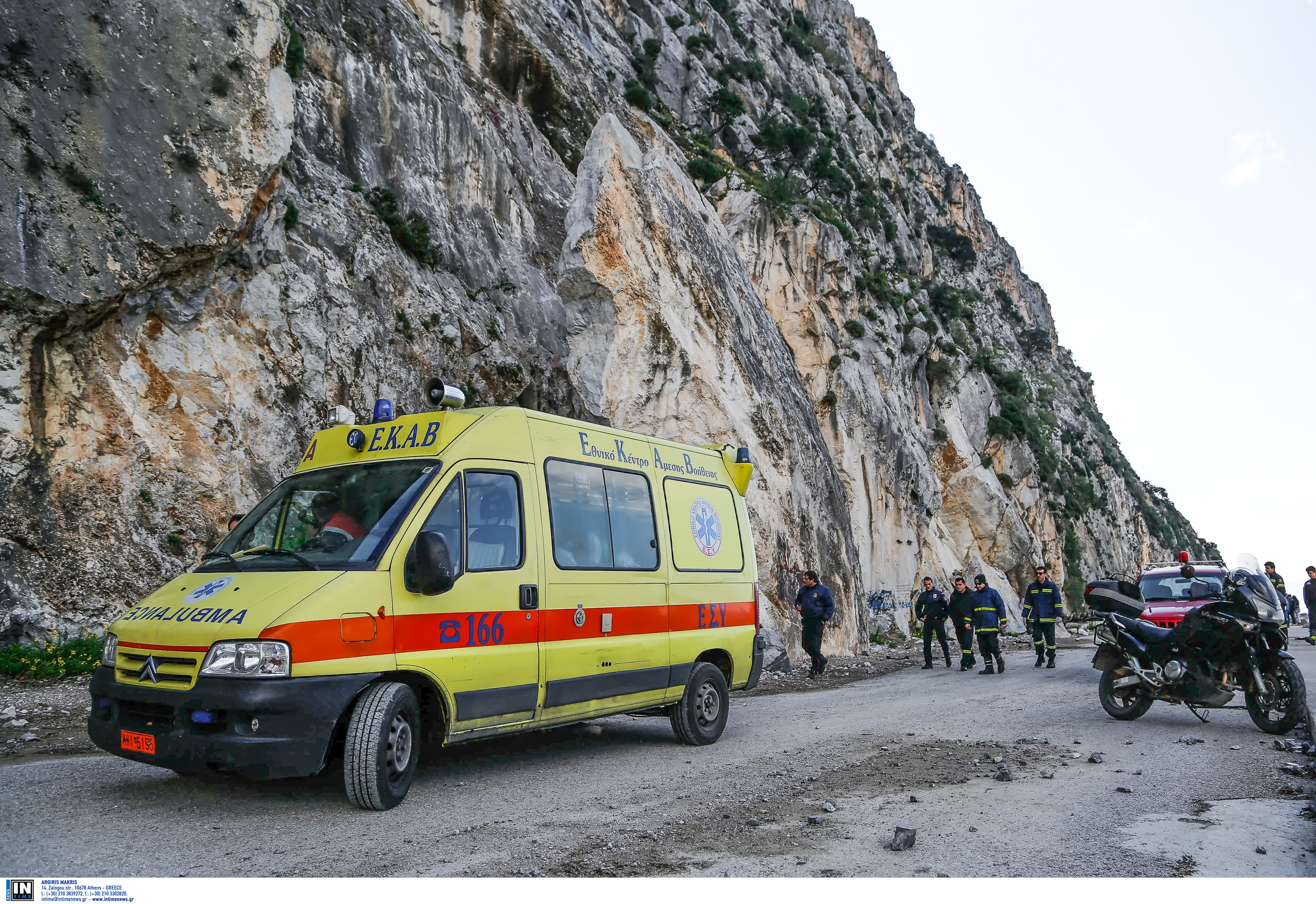 Ηράκλειο: Τους έσωσε από το κρύο η φωτιά και η πυροσβεστική