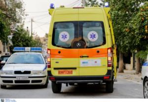 Ρέθυμνο: Απόπειρα αυτοκτονίας από Γερμανίδα τουρίστρια! Κάρφωσε στο λαιμό ένα μαχαίρι
