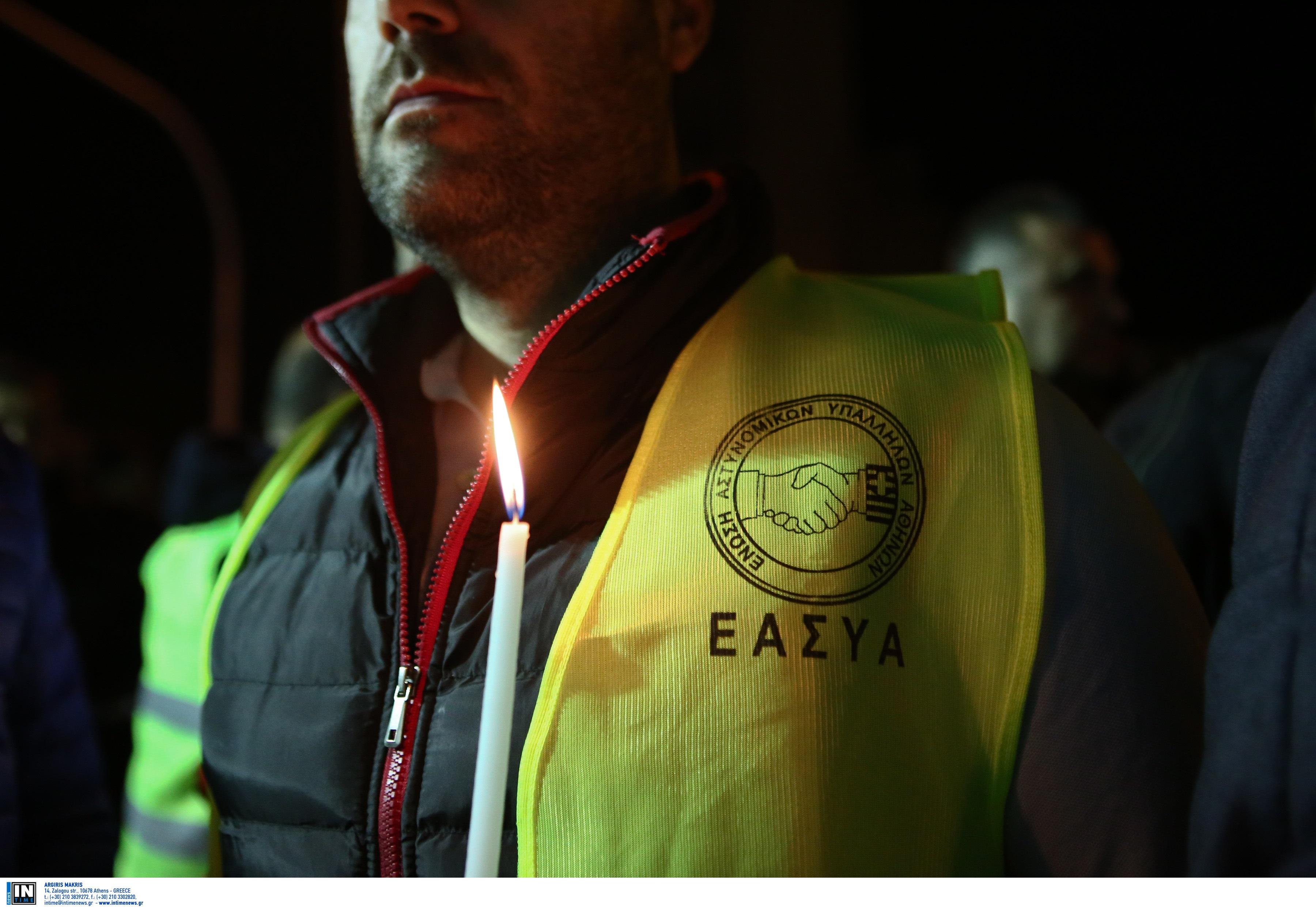"""Κρήτη: Θρήνος για τον 43χρονο αστυνομικό που """"έφυγε"""" ξαφνικά"""