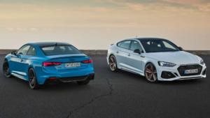 Η Audi ανανέωσε τα RS 5 Coupé και RS 5 Sportback [pics]
