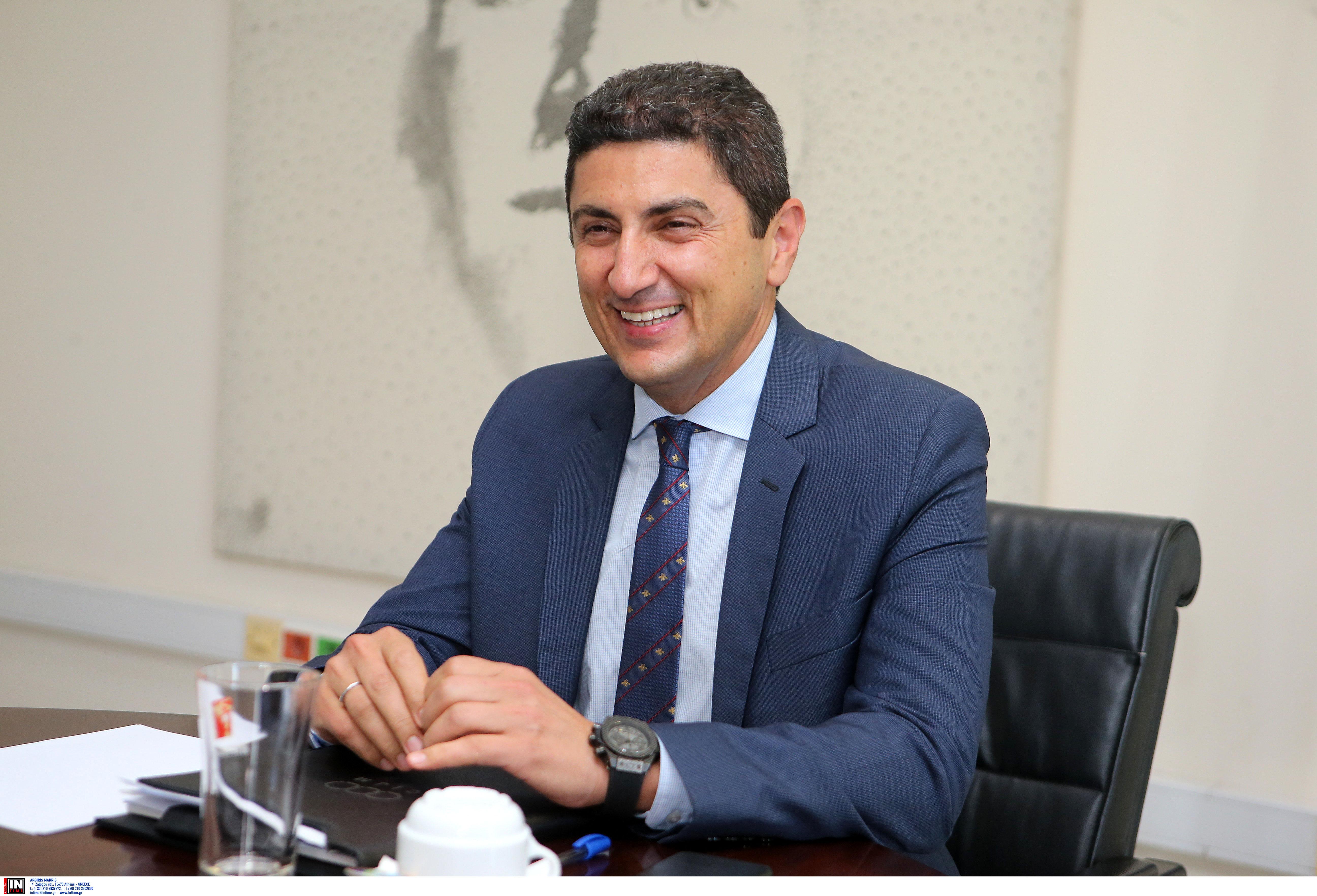 Ο Αυγενάκης προανήγγειλε νέο αθλητικό κέντρο στο Ηράκλειο της Κρήτης