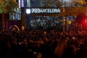 Μπαρτσελόνα – Ρεάλ Μαδρίτης: Μέσα Μπέιλ και Μέσι! Έξω οι… διαδηλωτές