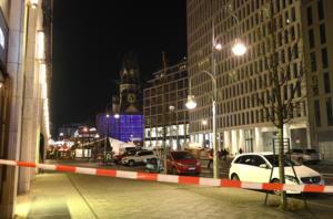 Συναγερμός στο Βερολίνο! Ύποπτο αντικείμενο σε χριστουγεννιάτικη αγορά