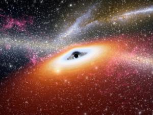 Μαύρη τρύπα – μαμούθ! Έχει μάζα 40 δισεκατομμυρίων ήλιων!