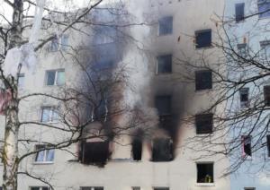 Μπλάνκενμπουργκ: Έκρηξη σε συγκρότημα κτιρίων στην Γερμανική πόλη! [pics]