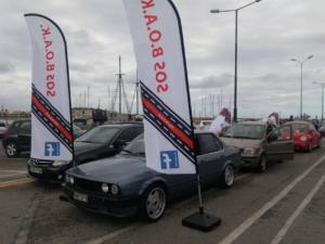 Κρήτη: Αυτοκινητοπομπή για τον πολύπαθο ΒΟΑΚ! Έστειλαν μήνυμα για τα αναγκαία έργα [video]
