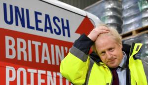Βρετανία: Οργή για την αντίδραση του Μπόρις Τζόνσον όταν του έδειξαν ένα άρρωστο παιδί