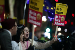 """Τζόνσον: """"Δεν είναι ο πρωθυπουργός μου""""! Ένταση μετά την σαρωτική επικράτηση!"""