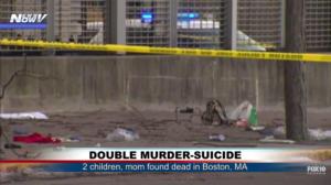Λύνεται το μυστήριο στη Βοστώνη: Μητέρα πήρε τα παιδιά της και πήδηξε στο κενό!
