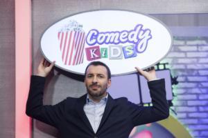 """Comedy Kids"": Παιχνίδι για γονείς και παιδιά"