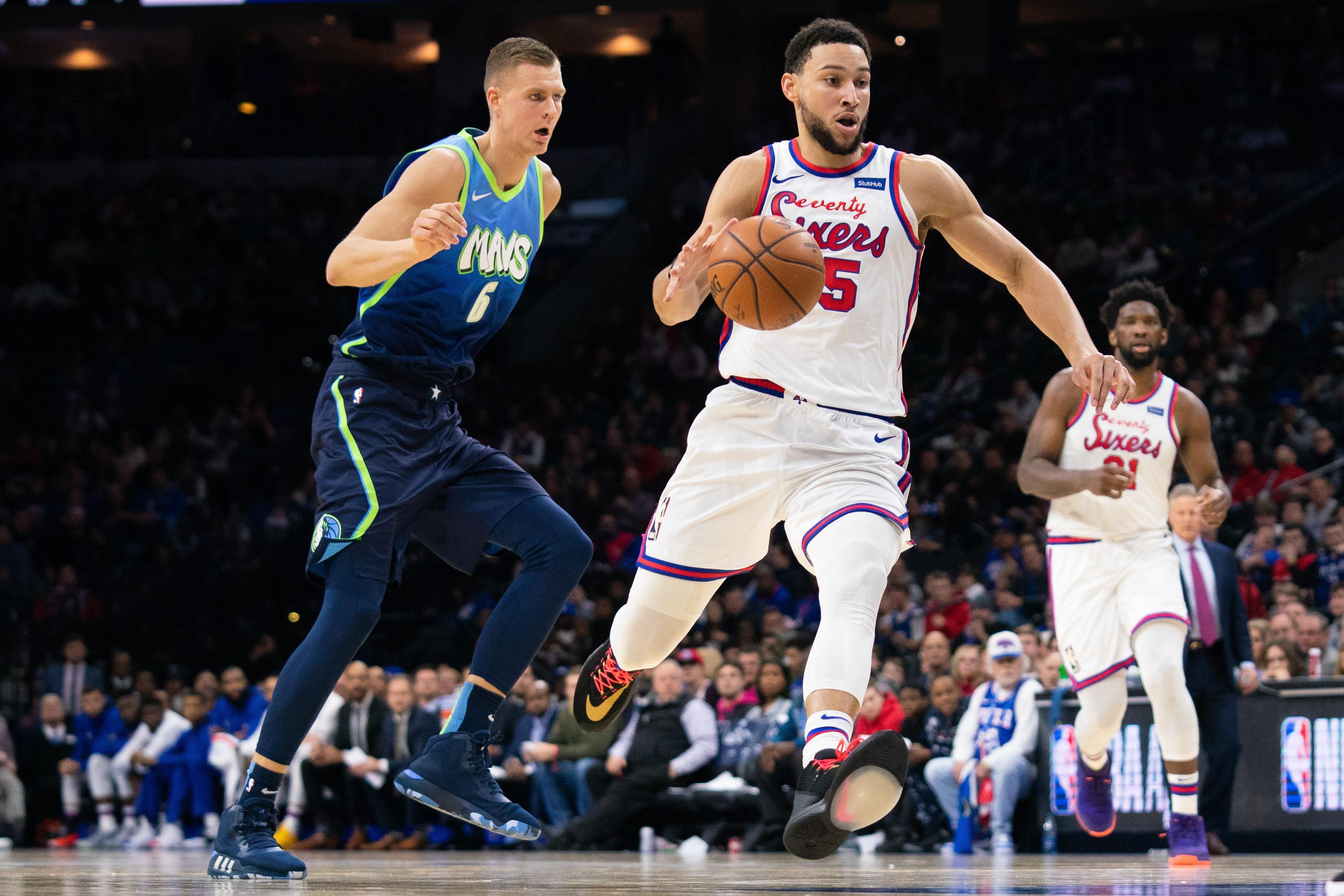 """""""Τρένο"""" και χωρίς τον Ντόνσιτς οι Μάβερικς! Τα αποτελέσματα στο NBA (videos)"""