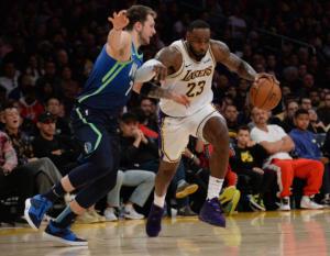 Stop του Ντόνσιτς στους Λέικερς του Λεμπρόν! Τα αποτελέσματα στο NBA (video)
