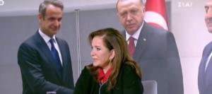 Μπακογιάννη: Μπορεί να μην του αρέσει του Ερντογάν αλλά η Κρήτη υπάρχει και είναι και «αστακός»!