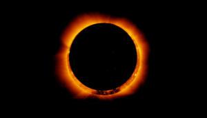 Δακτυλιειοδής έκλειψη ηλίου αλλά… όχι ορατή από την Ελλάδα