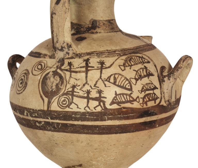 """""""Από τον κόσμο του Ομήρου. Τήνος και Κυκλάδες στη Μυκηναϊκή εποχή"""" στο Μουσείο Μπενάκη"""