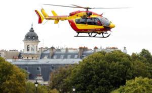 Γαλλία: Έπεσε ελικόπτερο που μετέφερε τραυματίες! 3 νεκροί