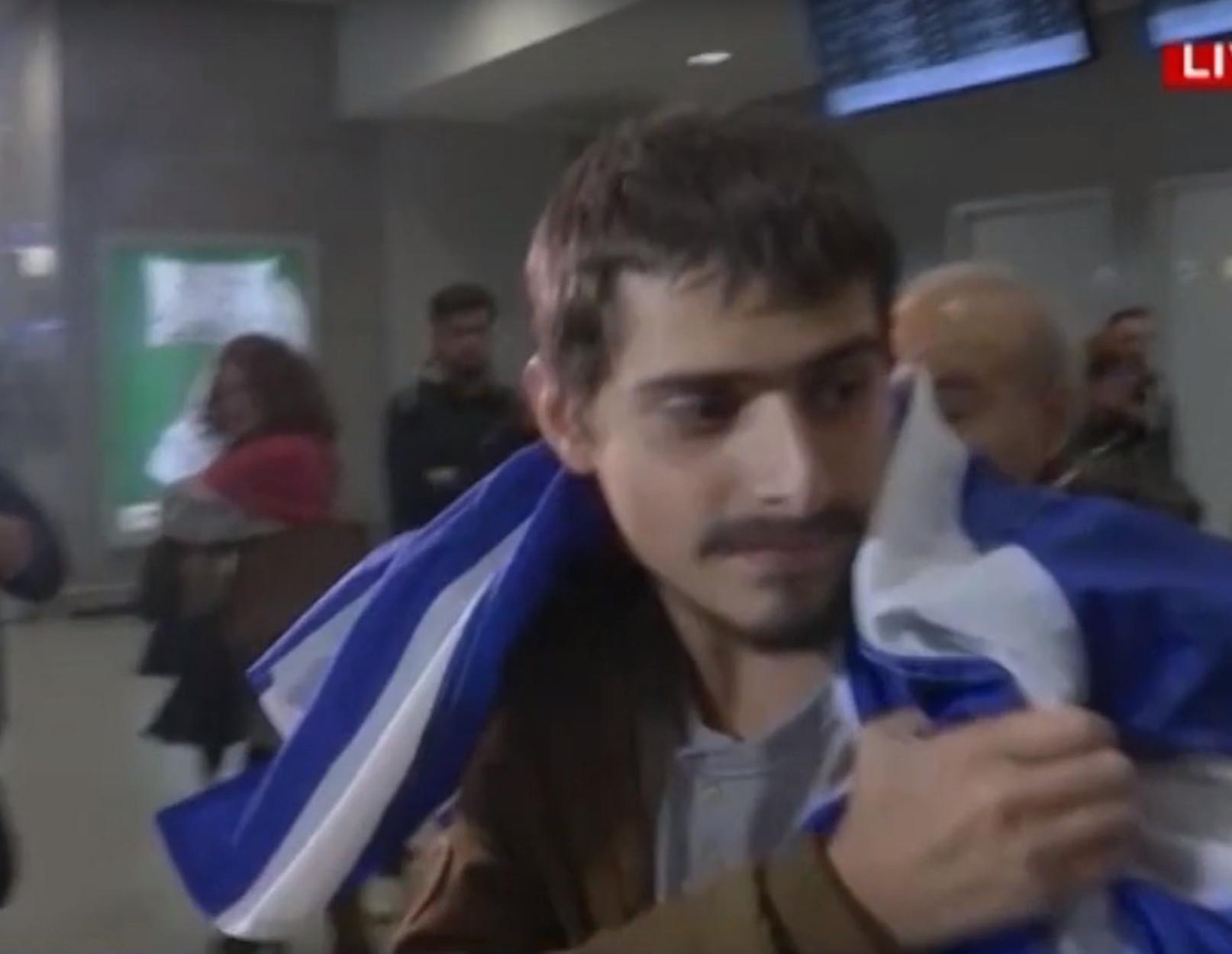 Τόγκο: Πάτησε στην Ελλάδα ο Έλληνας ναυτικός [video]