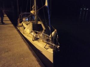 Ηγουμενίτσα: Αυτό είναι το τουρκικό σκάφος που μετέφερε 33 μετανάστες! Ρώσοι οι χειριστές του