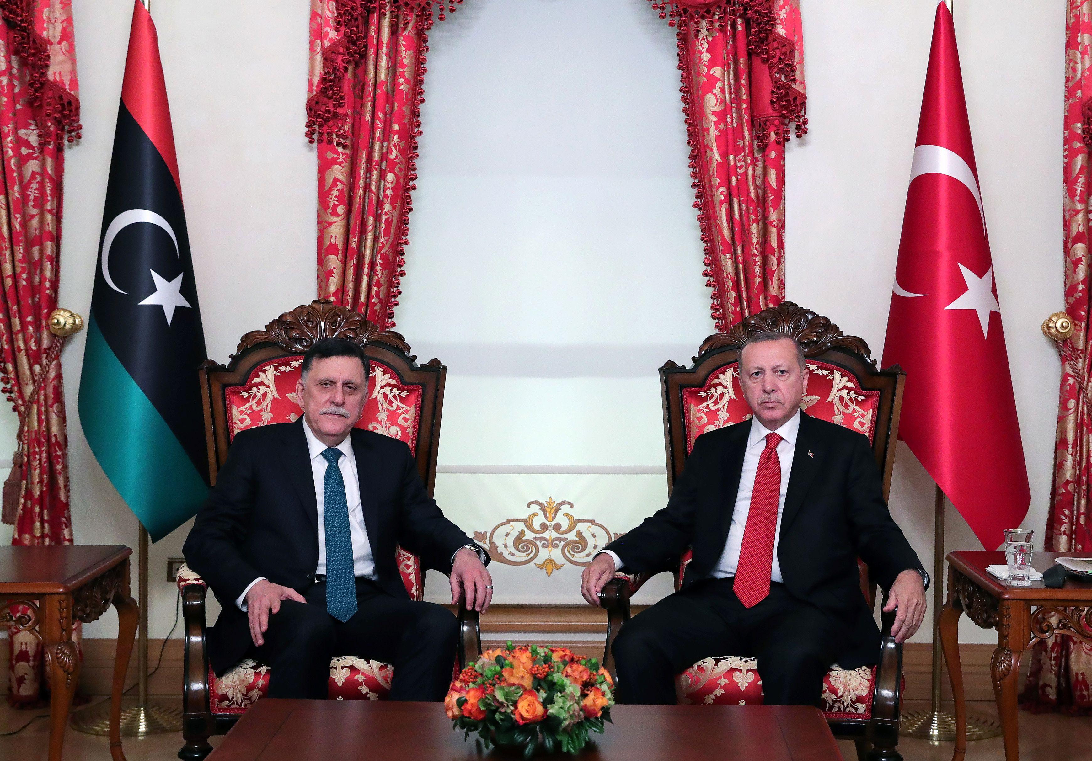 Λιβύη - Τουρκία