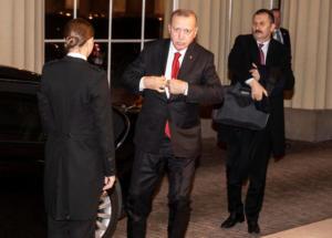 Τι ετοιμάζει ο Ερντογάν για τη συνάντηση με Μητσοτάκη στο Λονδίνο