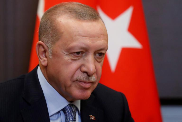 Ερντογάν: Θα δώ τον Μητσοτάκη στο Λονδίνο