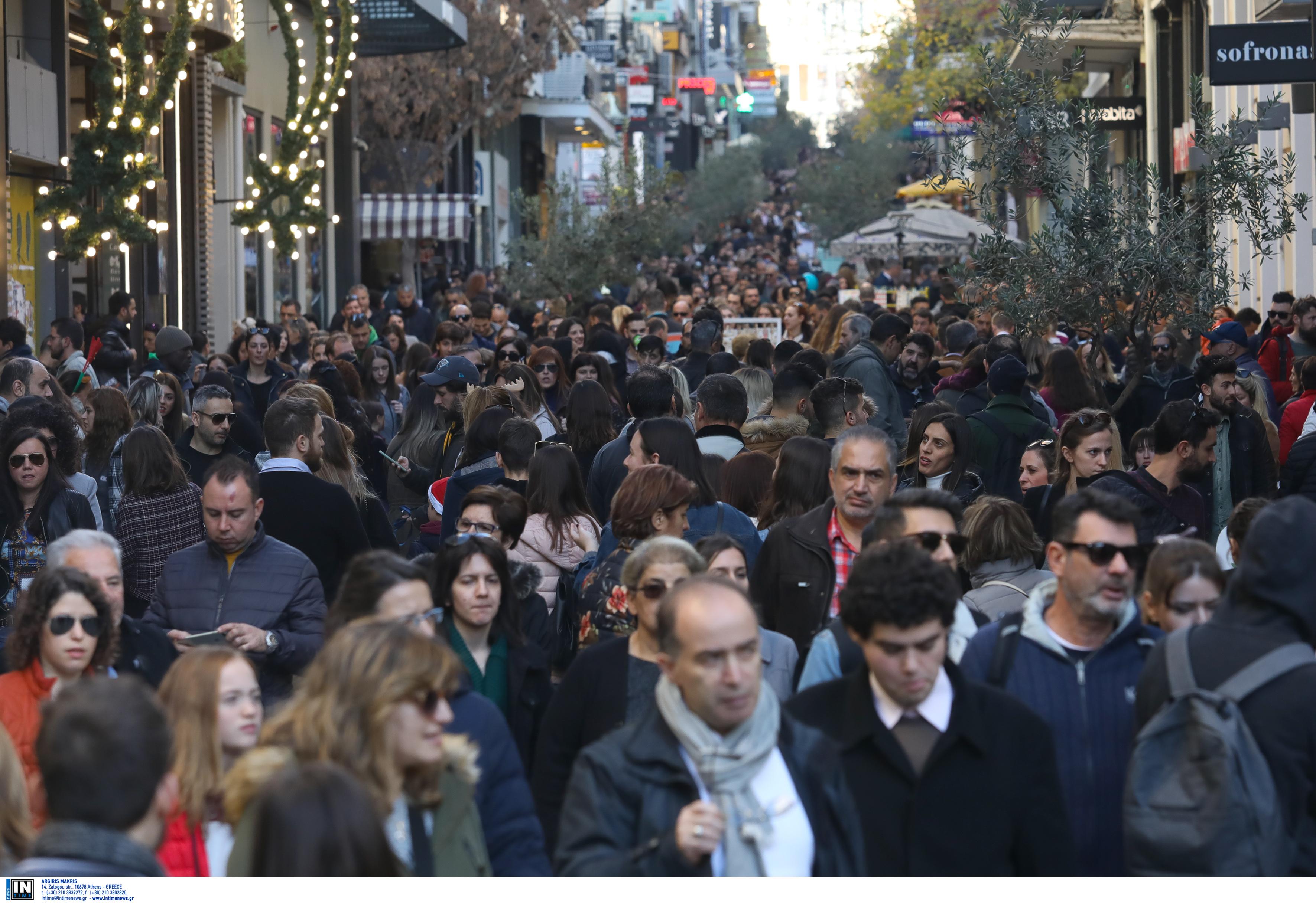 ΙΟΒΕ: Σε υψηλό δεκαετίας το οικονομικό κλίμα τον Νοέμβριο στην Ελλάδα