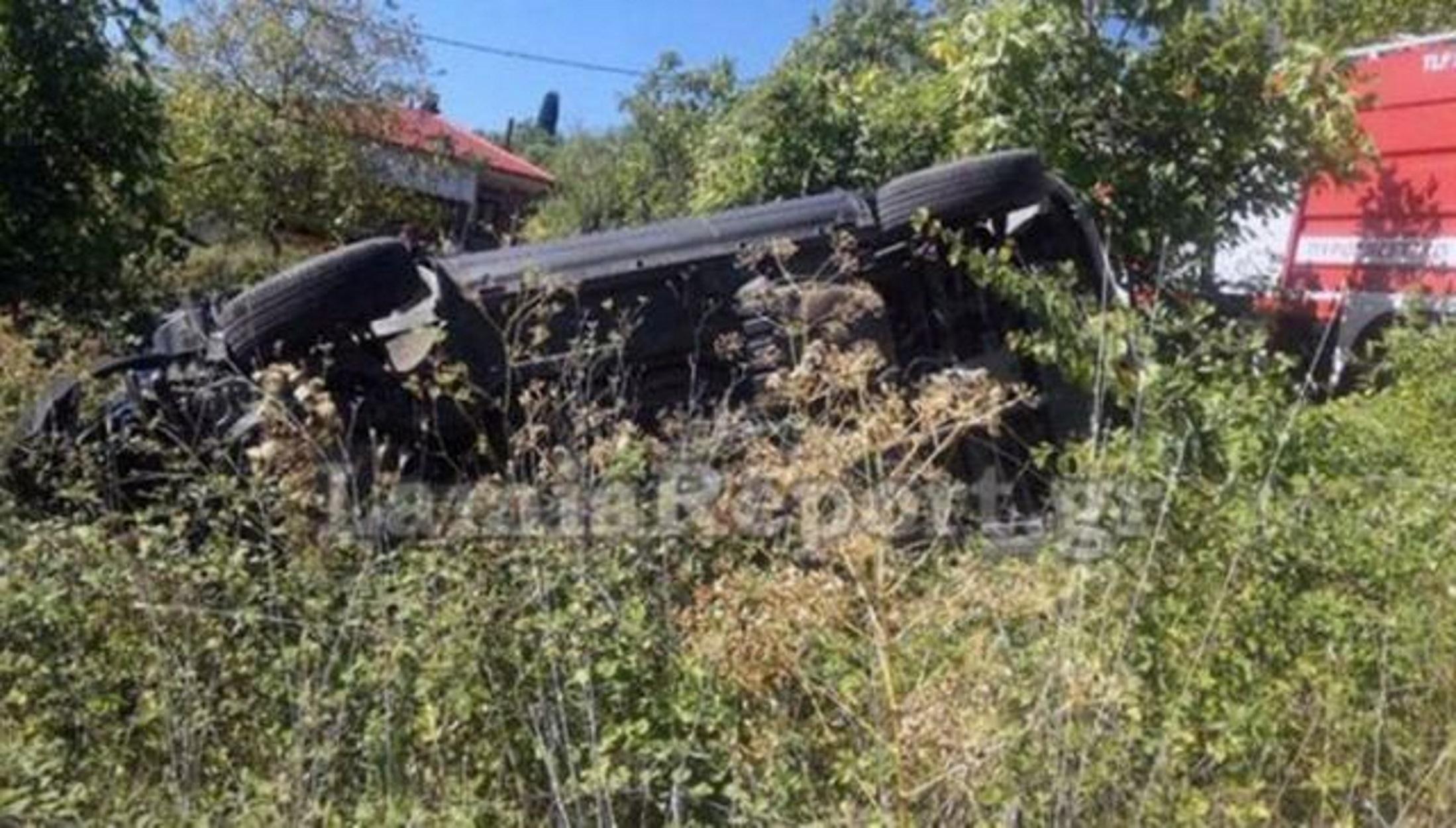 Τραγωδία: Οδηγός έβαλε όπισθεν και έπεσε σε βαθύ γκρεμό