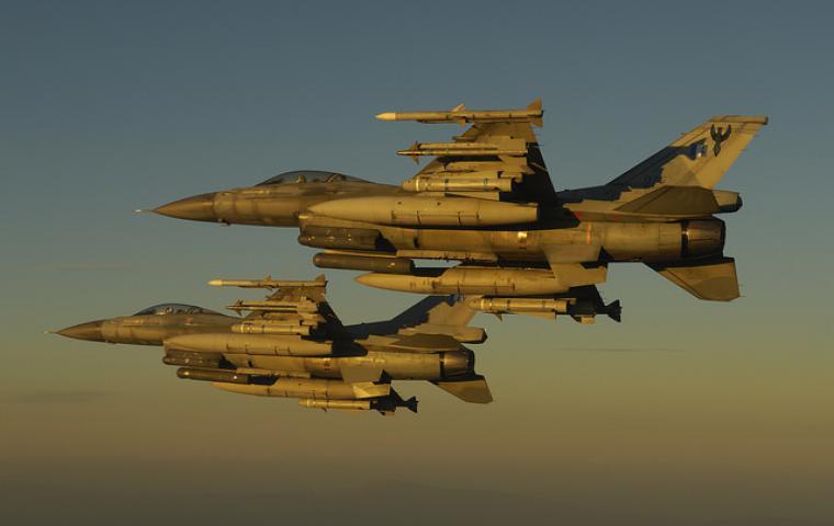 """""""Βόμβα"""" στο ΥΠΕΘΑ: """"Έπεσαν οι υπογραφές"""" για την αναβάθμιση των ελληνικών μαχητικών F-16!"""
