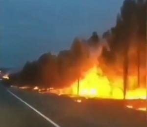 Ρωσία: Φωτιά σε ξενώνα με νεκρούς και τραυματίες