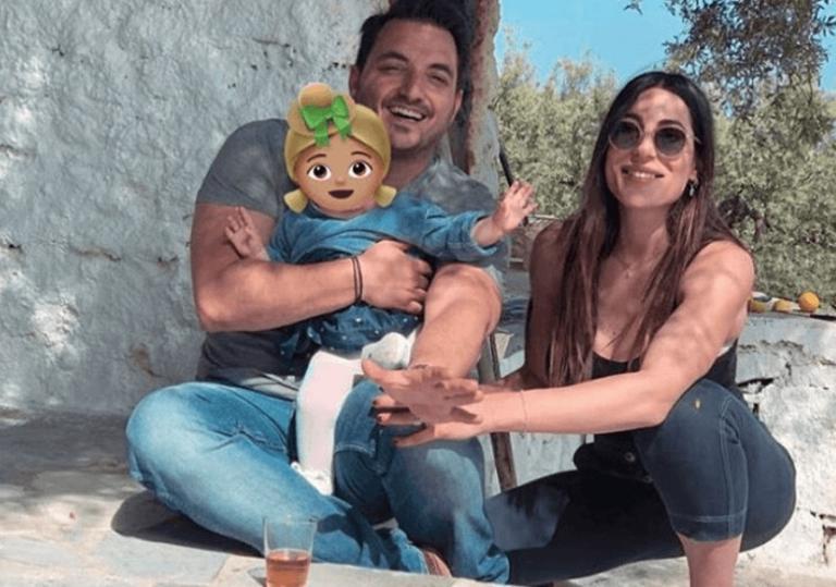 Φλορίντα Πετρουτσέλι: Είναι έγκυος στο δεύτερο παιδί και ο σύζυγός της… σχεδιάζει το τρίτο!