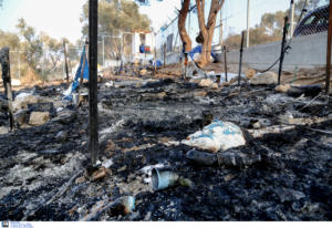 Μυτιλήνη: Κάηκε ζωντανή μπροστά στον σύζυγο και τα τρία παιδιά της! Οδύνη για τη νεαρή μητέρα